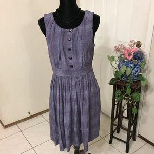 Anthro Mise en Scene by Ruffian Purple Dress (12)